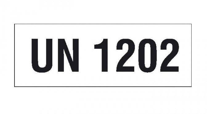 UN Nummer